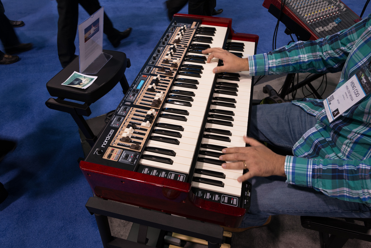 Winter NAMM 2014 : NORD