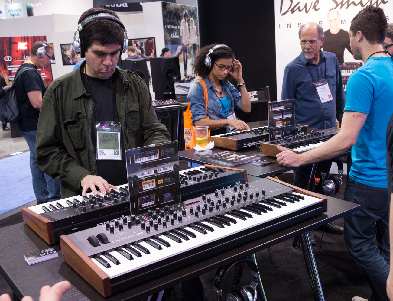 Winter NAMM 2014 : Dave Smith Instruments
