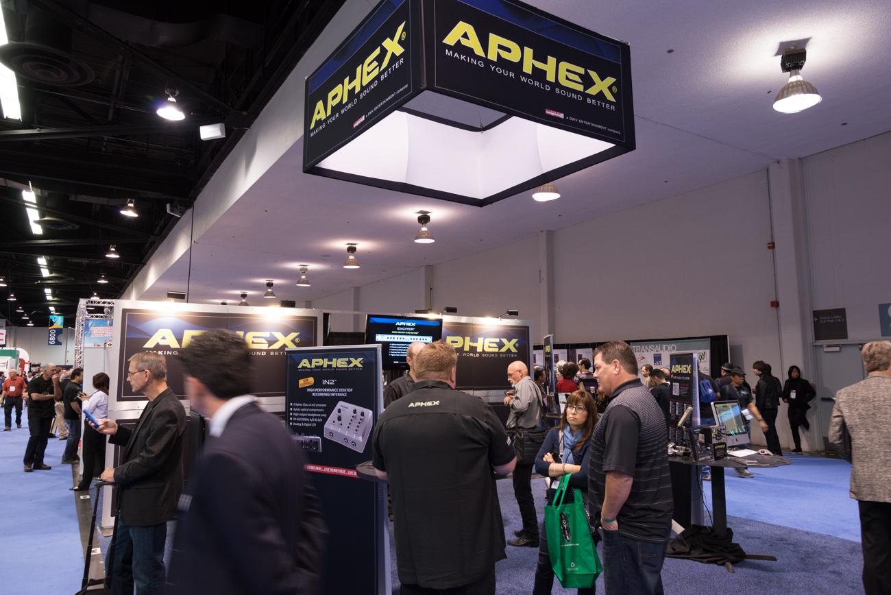 Winter NAMM 2014:APHEX