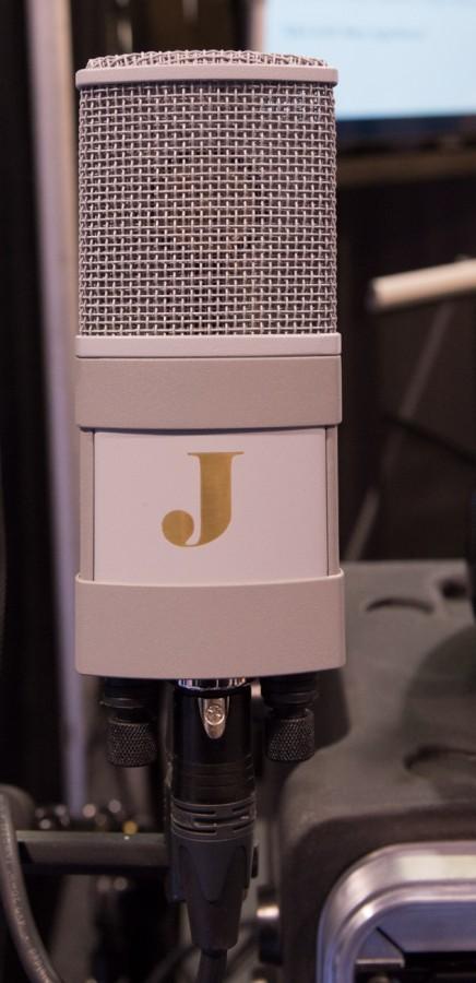NAMM2014 JZ Microphone