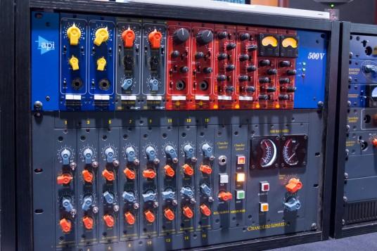 NAMM2014 Chandler Limited TG-2 500