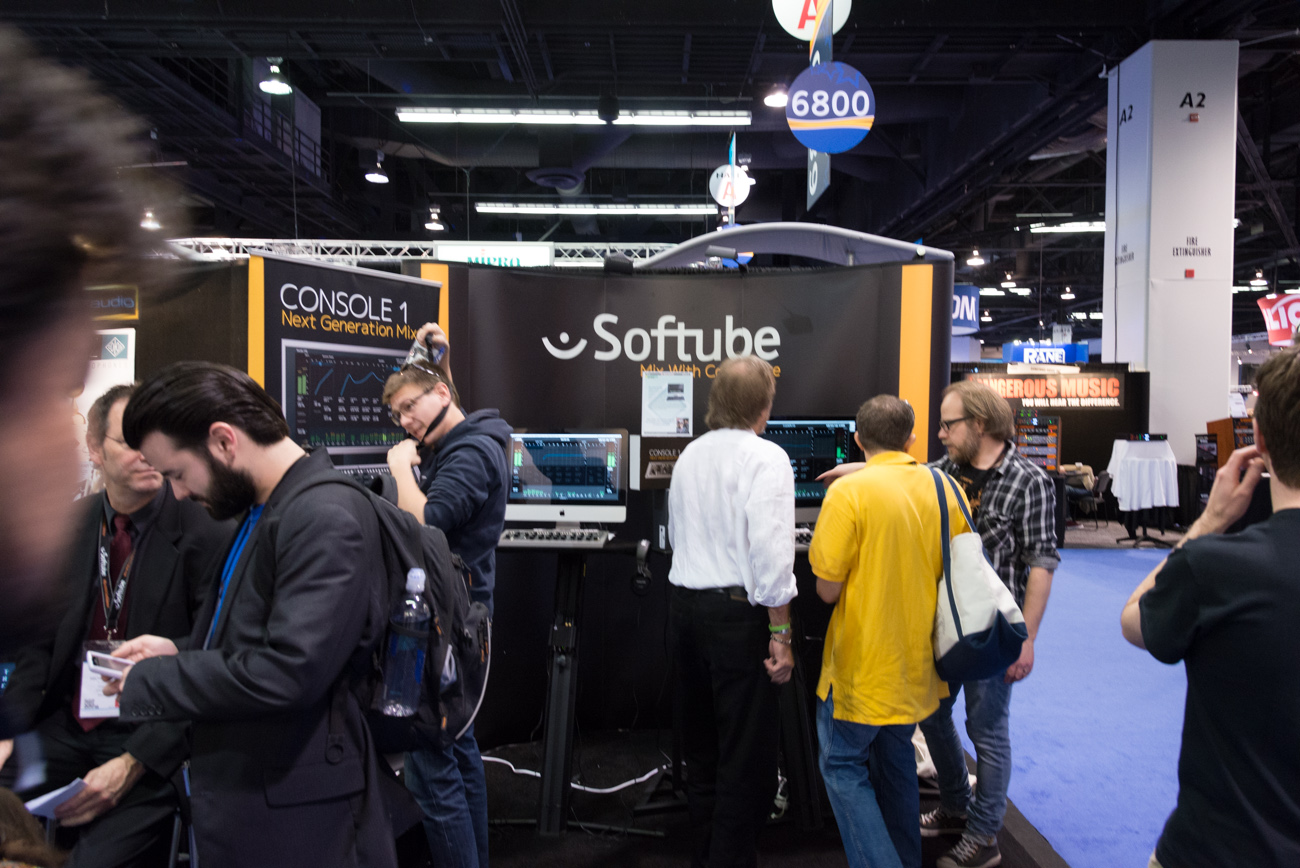 Winter NAMM2014:Softube