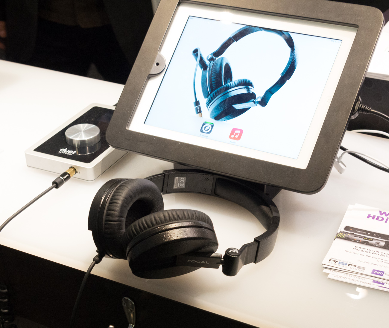 Winter NAMM2014 : FOCAL Professional
