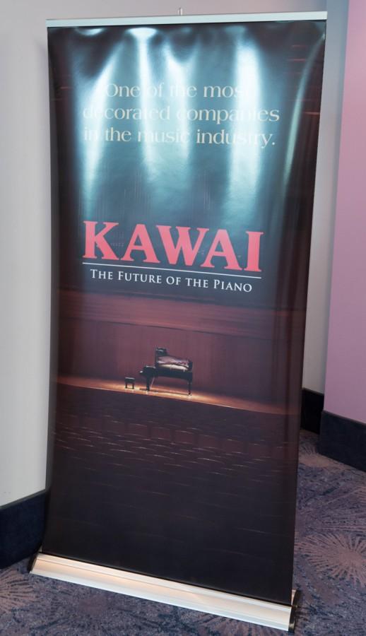 NAMM 2014 KAWAIブース