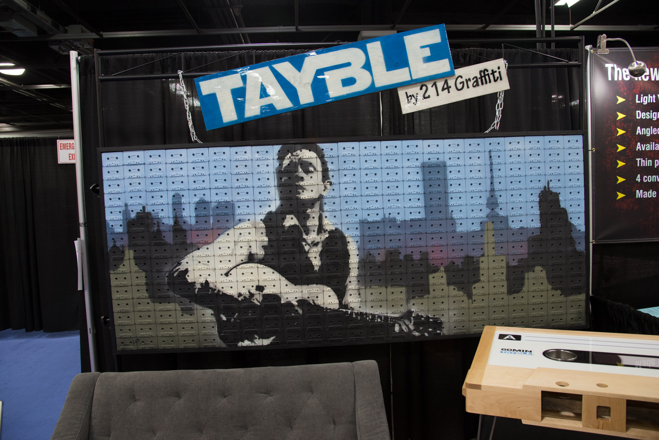 Winter NAMM 2014:TAYBLE