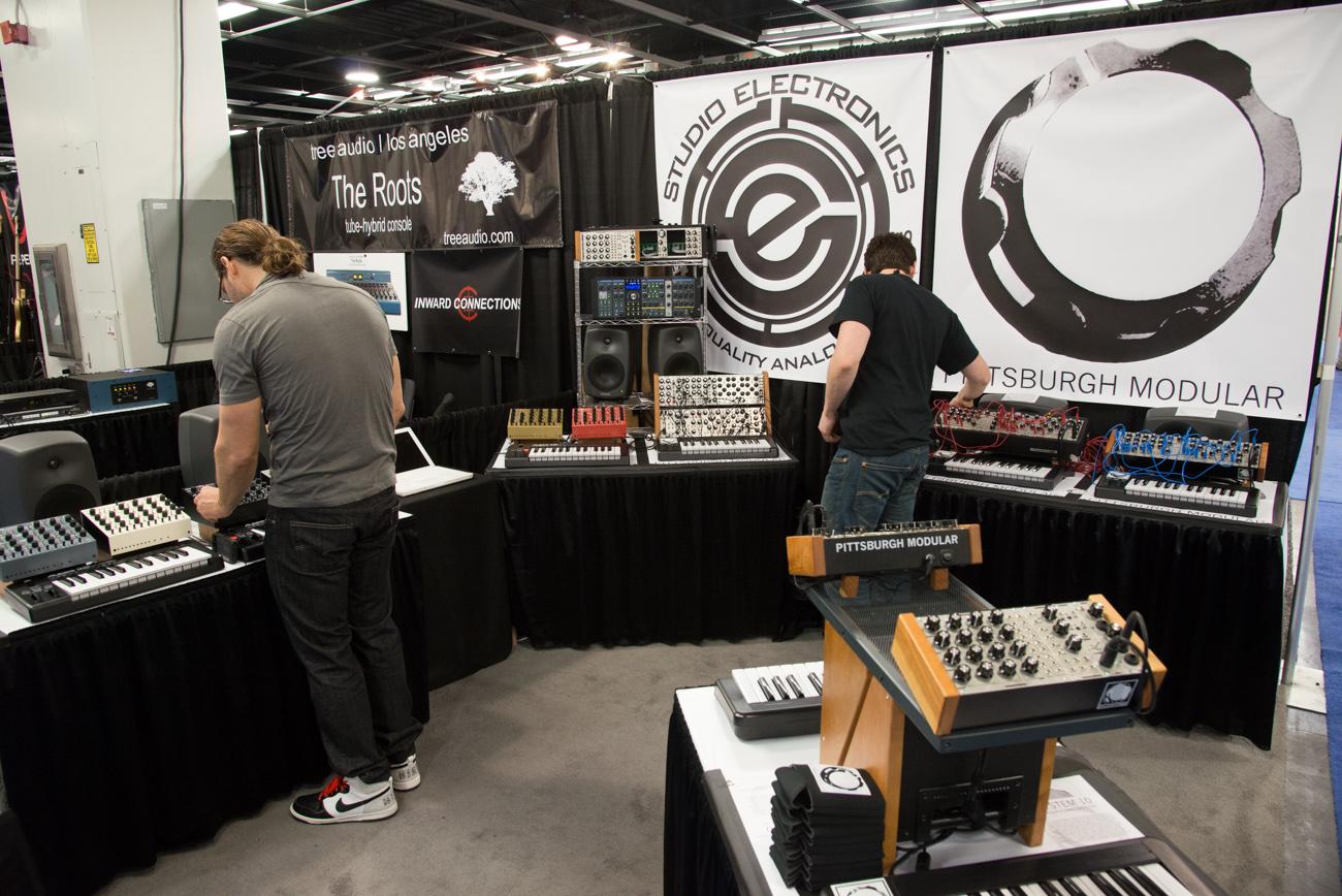 Winter NAMM 2014:Studio Electronics