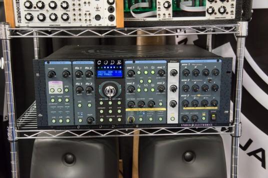 NAMM 2014 STUDIO ELECTRONICS