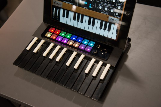 NAMM 2014 QUICCO SOUND G.16