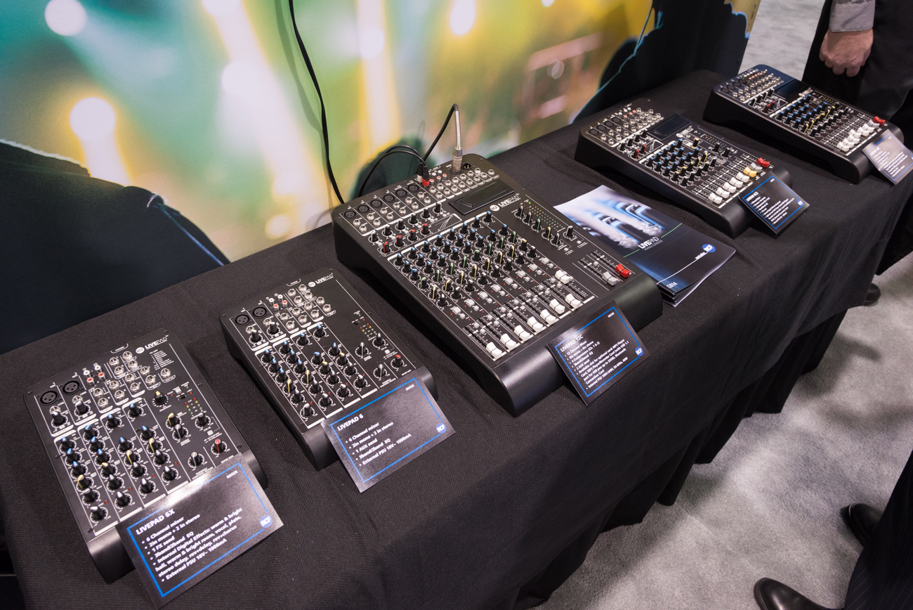 Winter NAMM2014:RCF