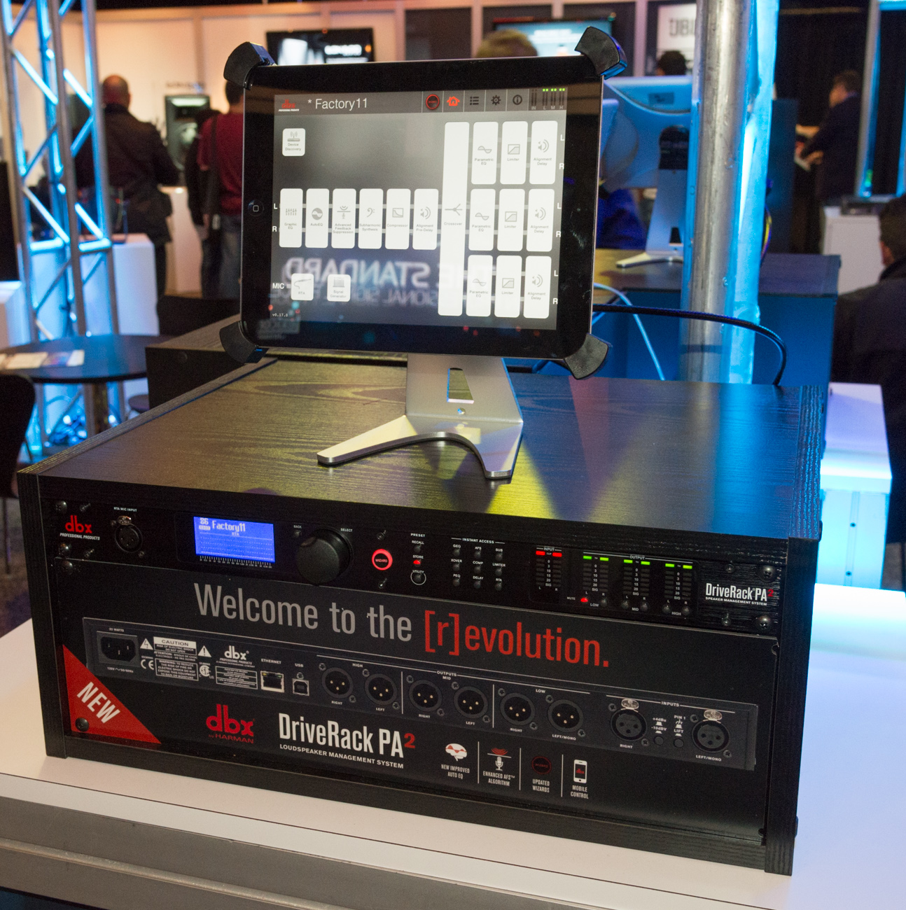 Winter NAMM 2014:DBX
