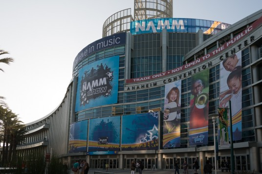 NAMM2014 ショーレポート