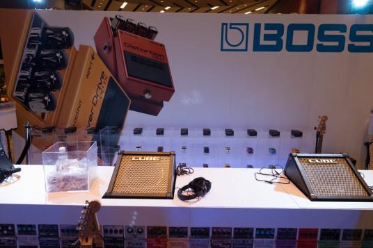 NAMM2014 Roland CUBE AMP