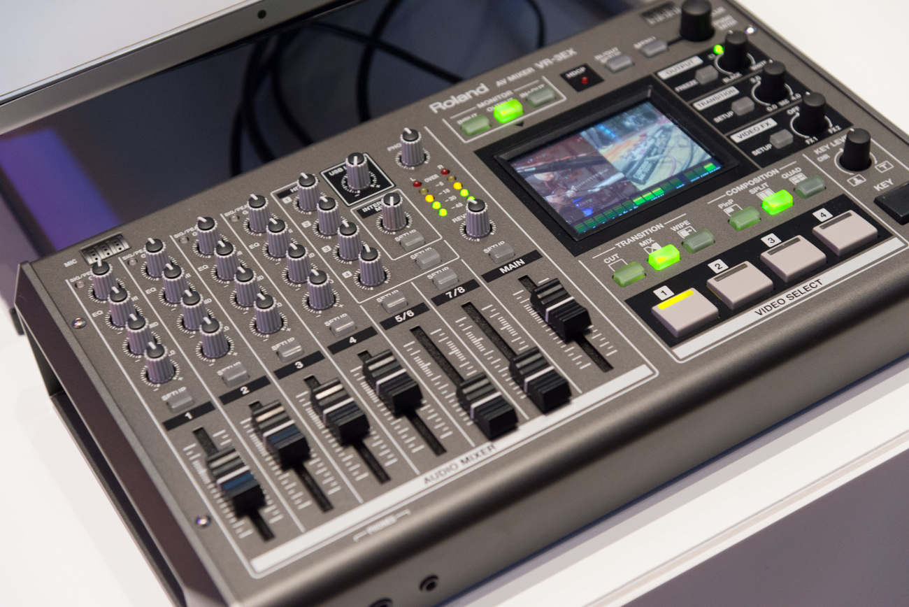 Winter NAMM2014 : Roland(2)