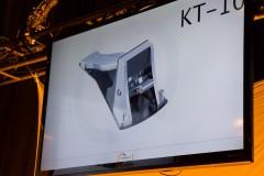 NAMM 2014 Roland KT-10 Rear