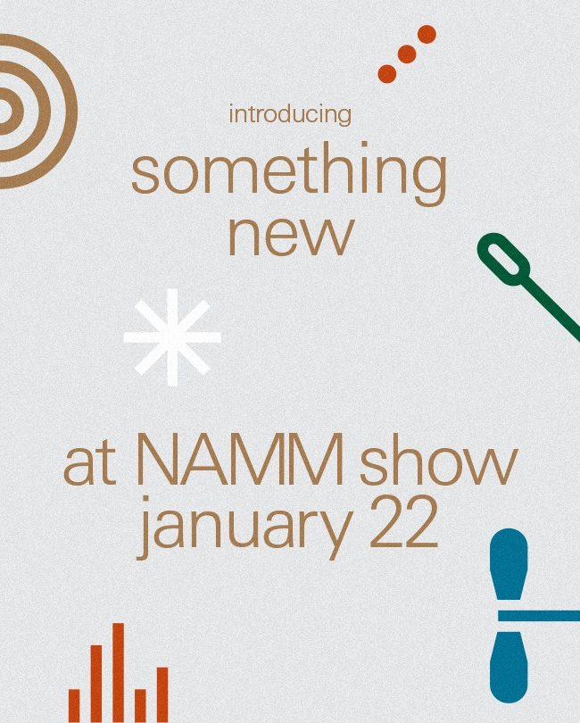 NAMM 2015 直前Info : Teenage Engineering