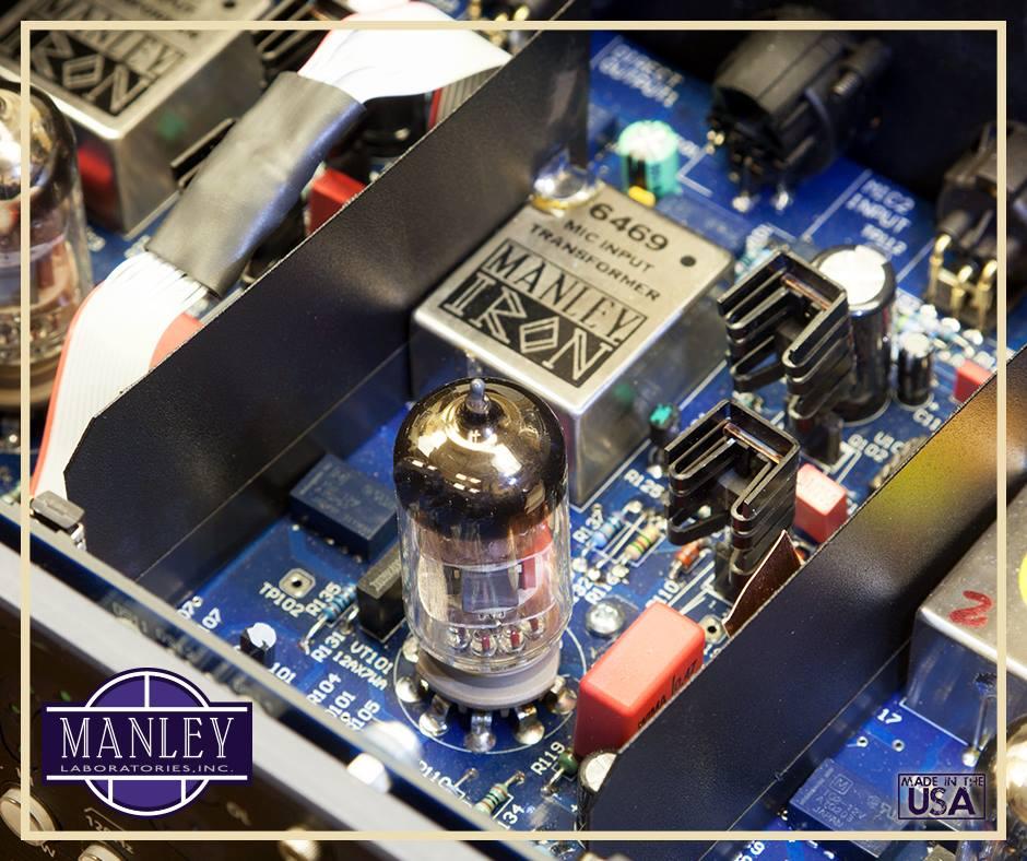 NAMM2015 直前info : MANLEY Labs