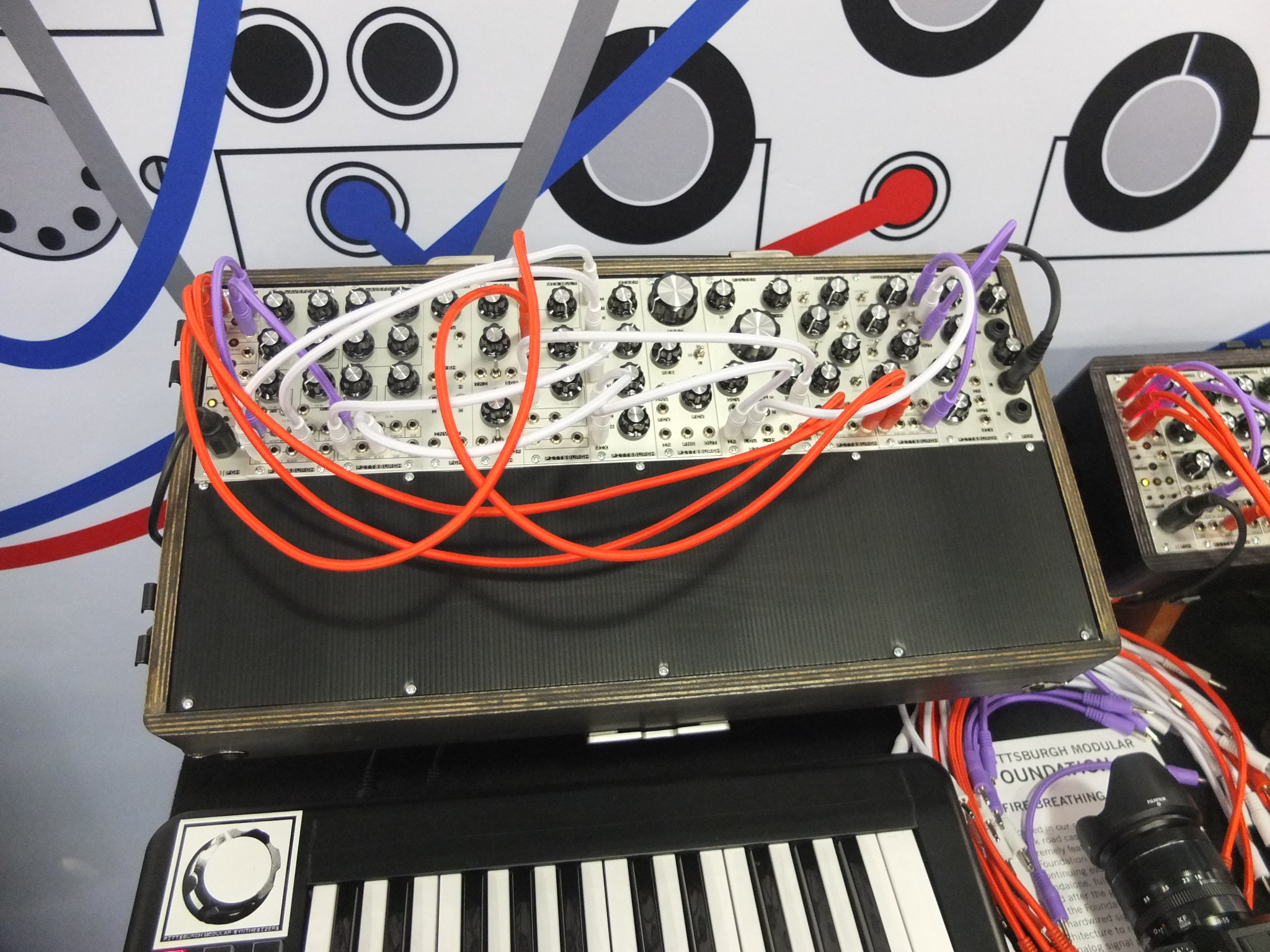 NAMM2015 Day3 : HALL Eシンセ探訪〜2〜
