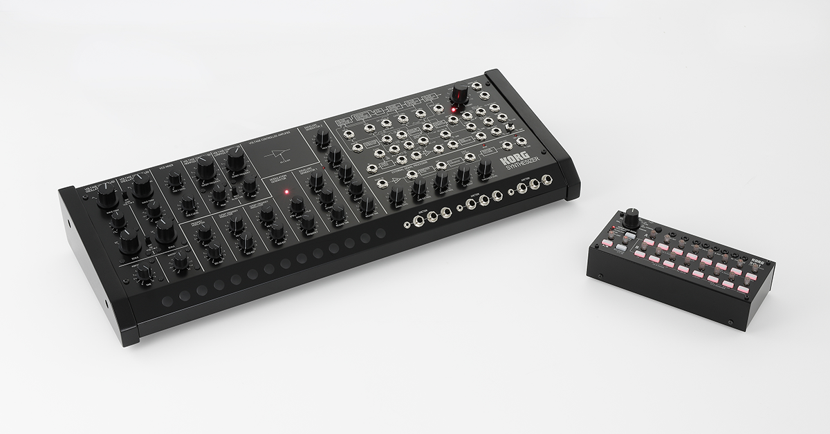 NAMM2015 Day1 Preview : KORG