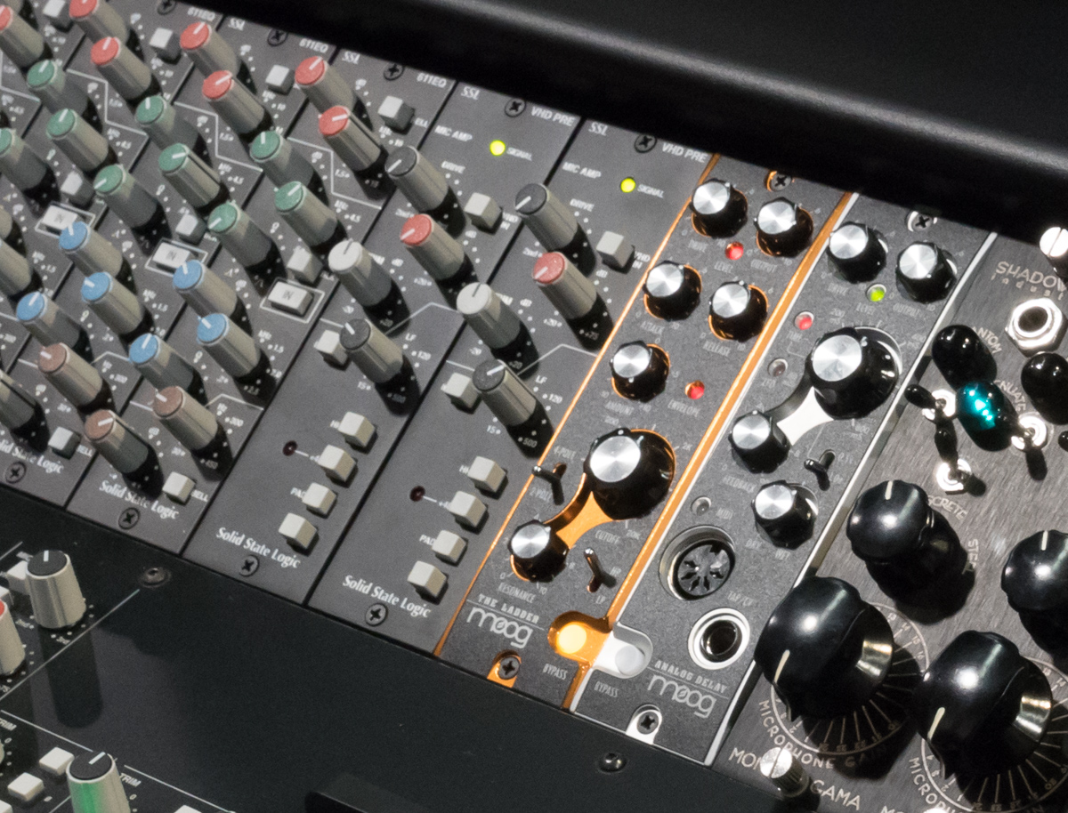 NAMM2015 Day1 : Solid State Logic