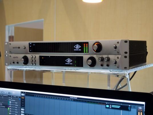 Universal Audio at NAMM 2015