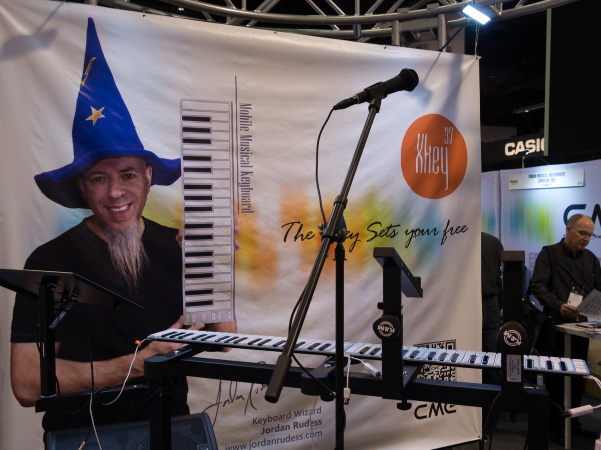 NAMM2015 Day1 : CME