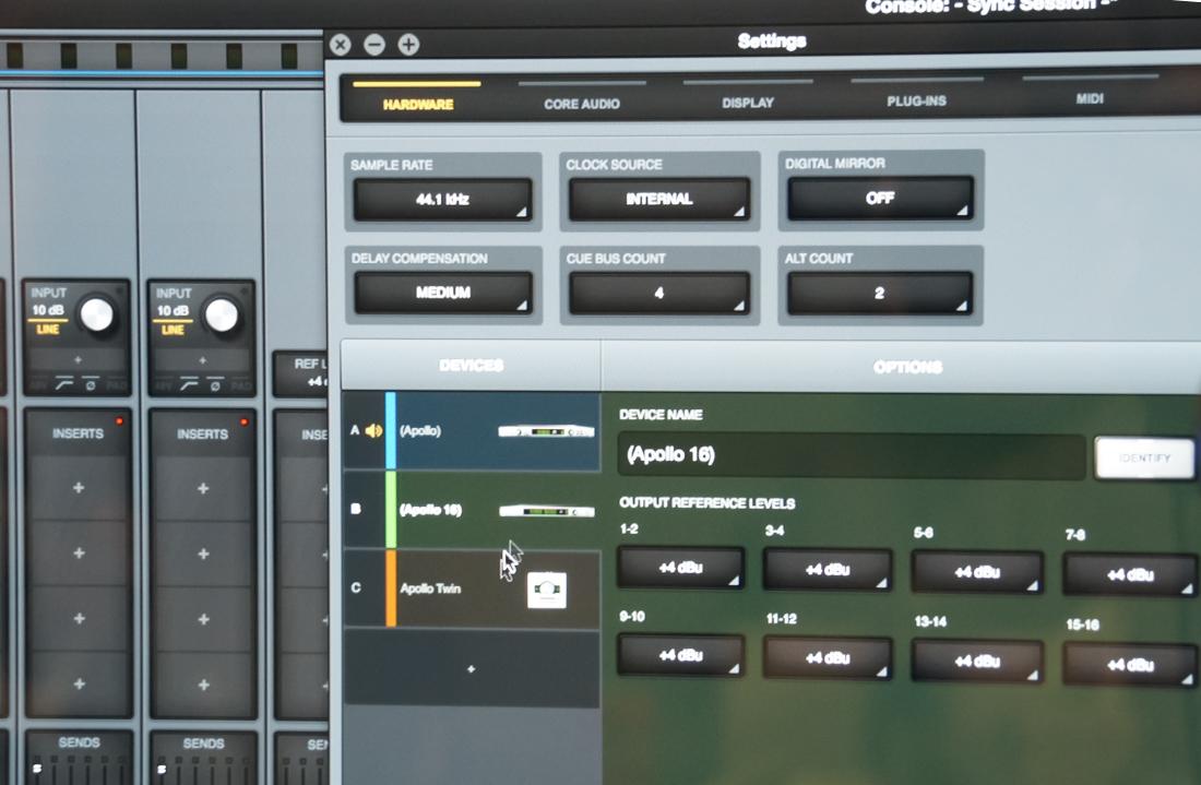 NAMM2015 Day2 : Universal Audio Apollo Expanded
