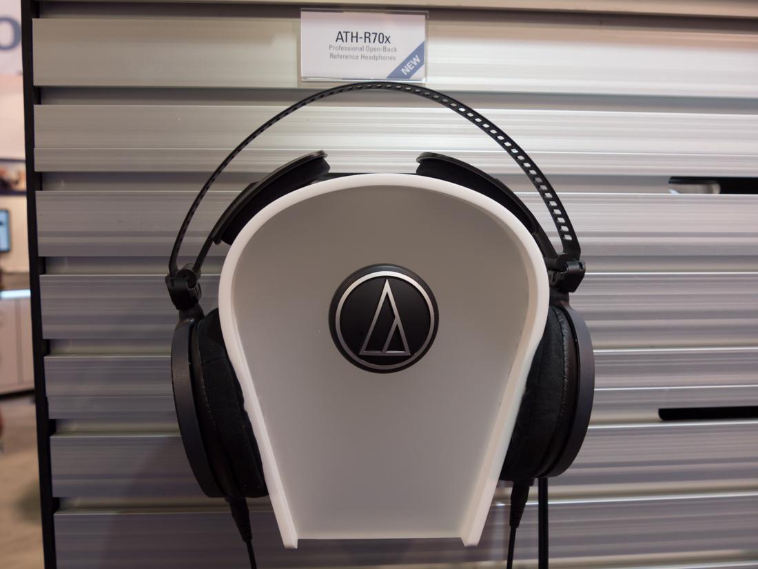 NAMM2015 Day3 : audio-technica