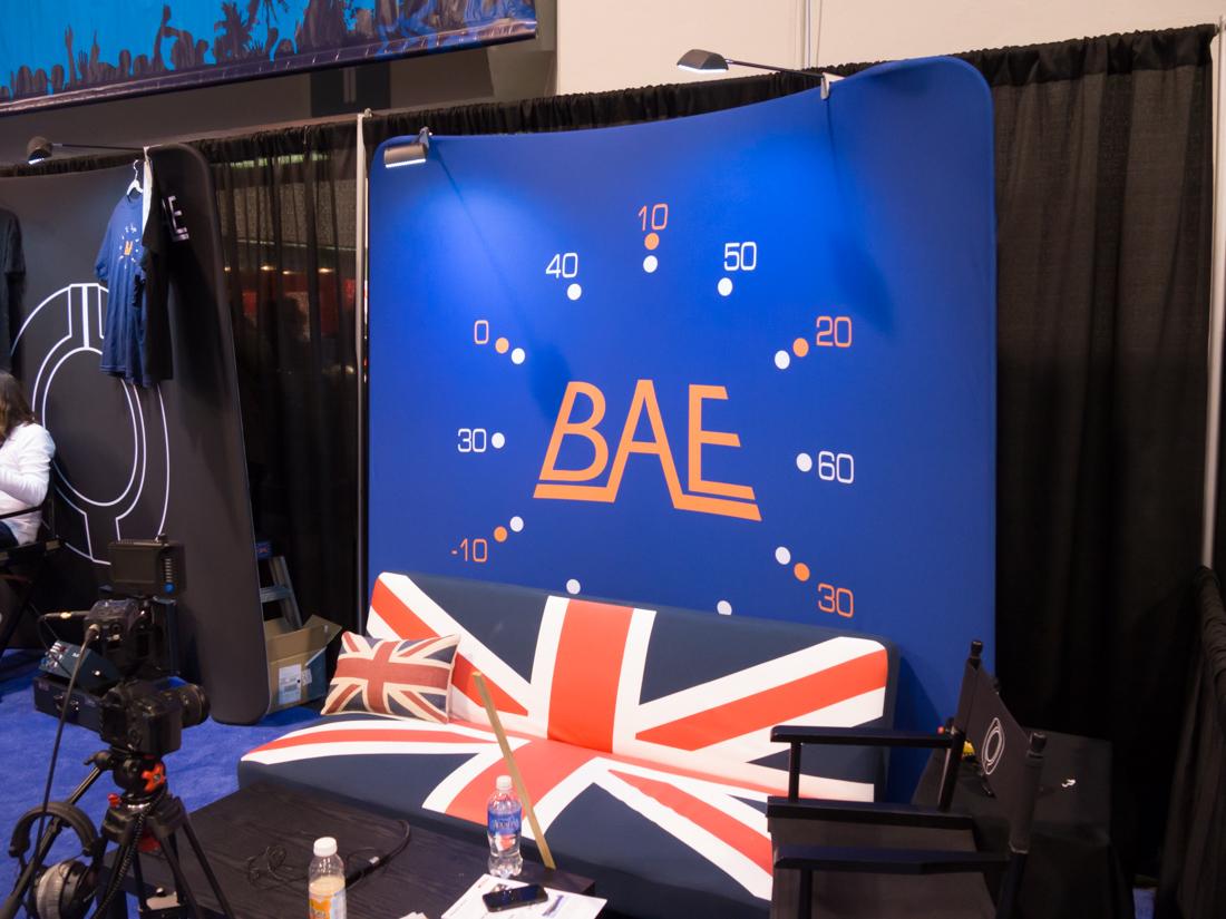NAMM2015 Day2 : BAE