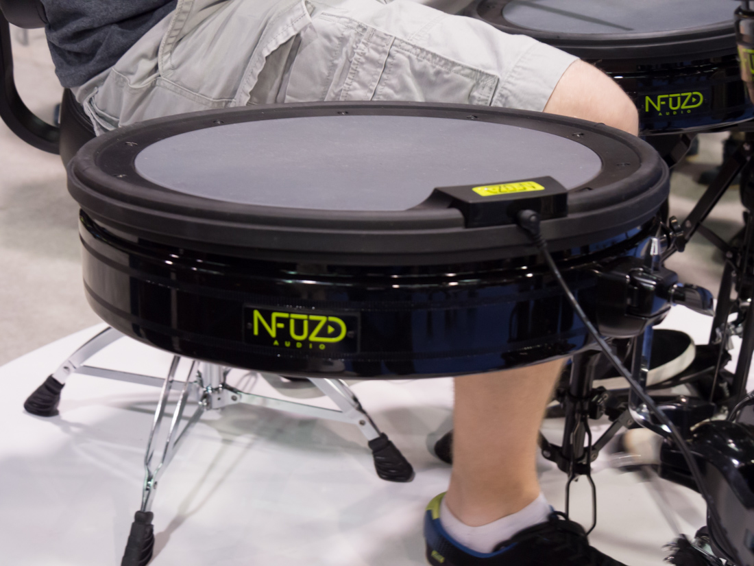 NAMM2015 Day2 : NFUZD audio