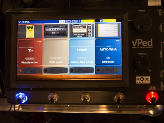 namm2015 MODE MACHINES Rock oN