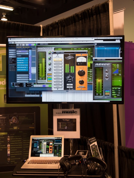 namm2015 Rock oN McDSP