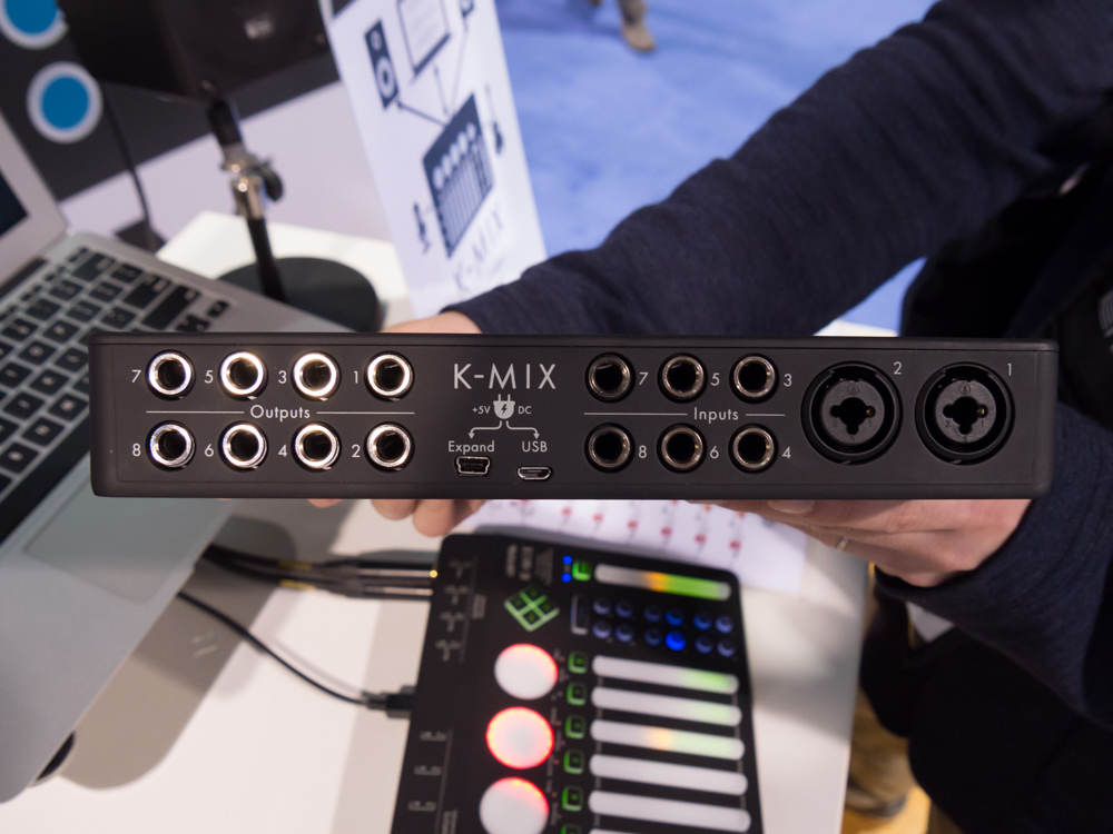 NAMM2015 Day3 : Keith Mcmillen Instruments