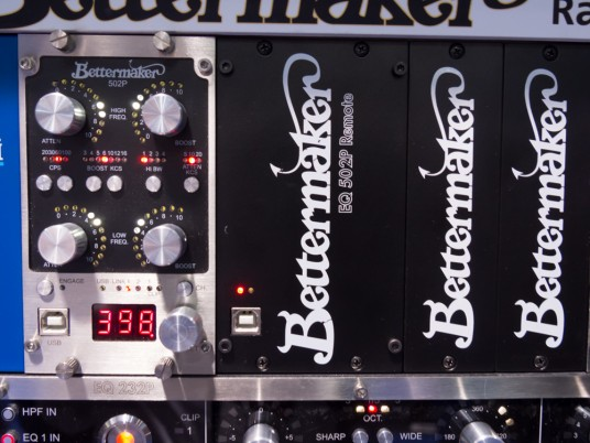 namm2015 Rock oN BetterMaker