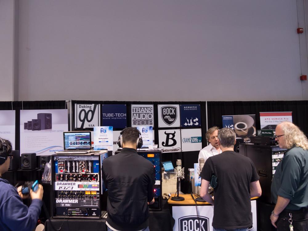 NAMM2015 : Bettermaker