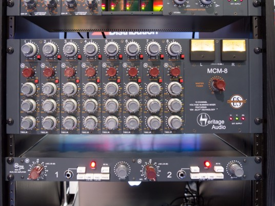 namm2015 Rock oN Heritage Audio