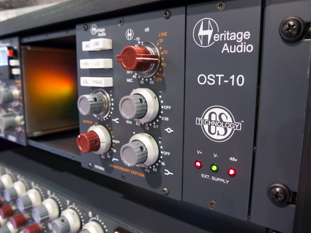 NAMM2015 : Heritage Audio