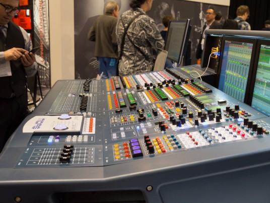 namm2015 Rock oN MIDAS