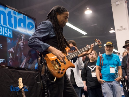 namm2015 Rock oN EVENTIDE