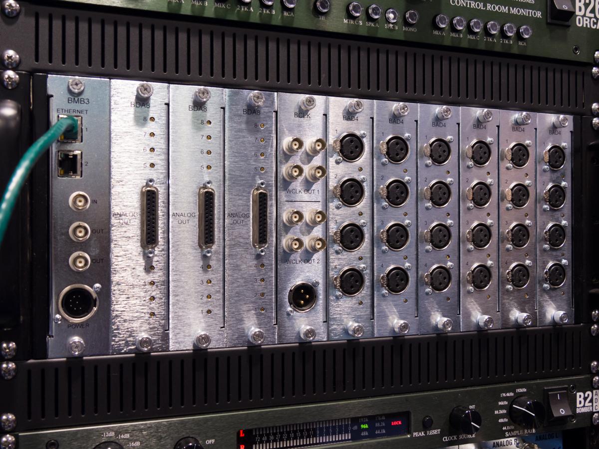 NAMM2015 : Burl Audio
