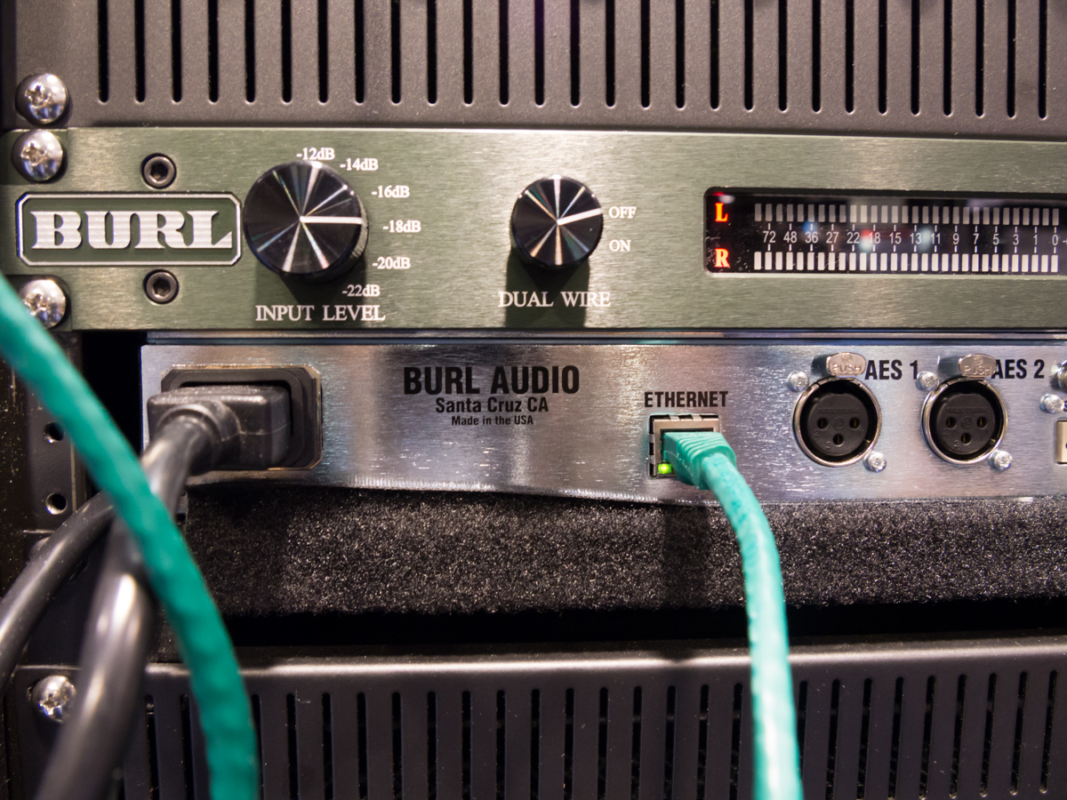 NAMM2015 : Burl Audio