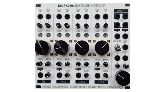 NAMM2015 直前info : KOMA Elektronik