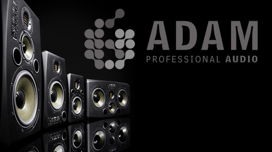 ADAM AUDIO at NAMM 2015