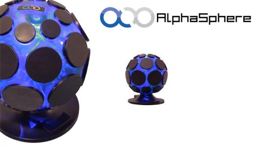 AlphaSphere at NAMM 2015