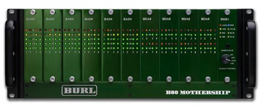 namm2014 Rock oN Burl Audio